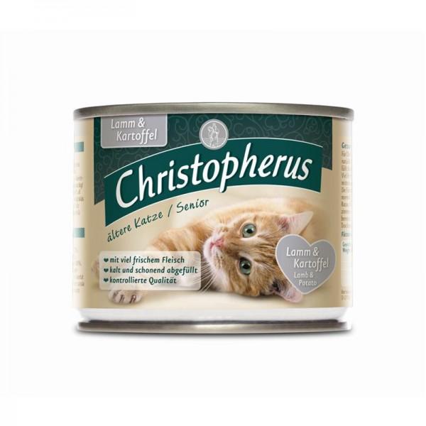 Christopherus Senior Lamm & Kartoffel
