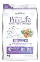 Flatazor Pure Life Katze Sterilized 8+