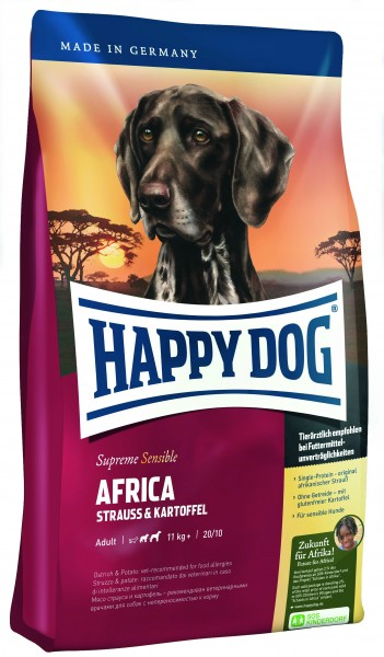 Happy Dog Supreme Sensible Africa