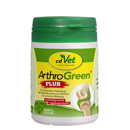 cdVet ArthroGreen plus