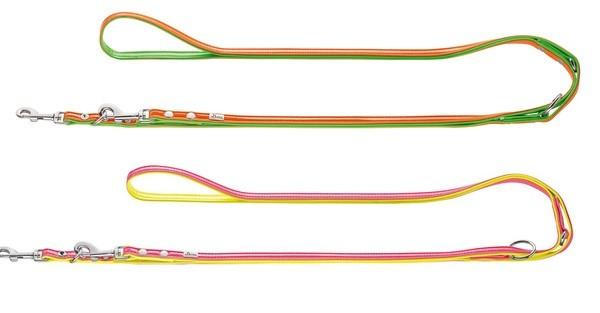 Verstellbare Führleine Modern Art Neon
