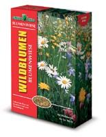 Greenfield Wildblumen-+Kräuterwiese mit Gräsern 10kg