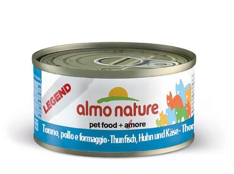Almo Nature Cat HFC Cuisine Thunfisch, Huhn & Käse 70g