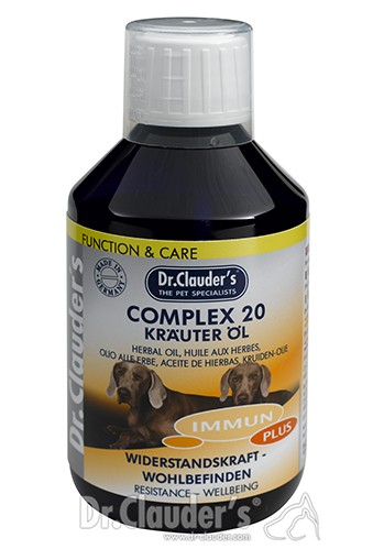 Dr. Clauders Hair & Skin Complex20 Kräuteröl