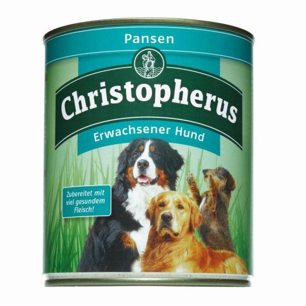 Christopherus Pansen 800g
