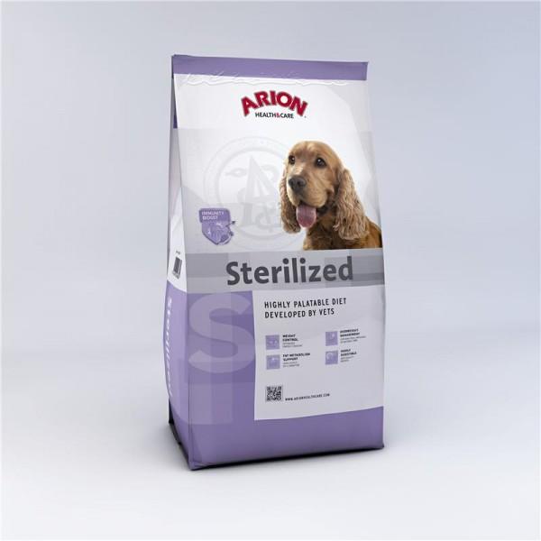arion health care sterilized arion hundefutter hunde trockenfutter hunde shop der. Black Bedroom Furniture Sets. Home Design Ideas