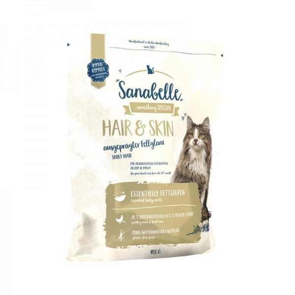 Sanabelle Hair & Skin - ausgeprägter Fellglanz