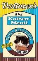 Vollmers Katzen Menü Drei-Mix