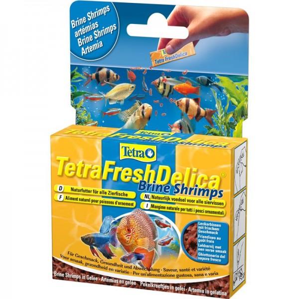 Tetra Fresh Delica Brine Shrimps 48g