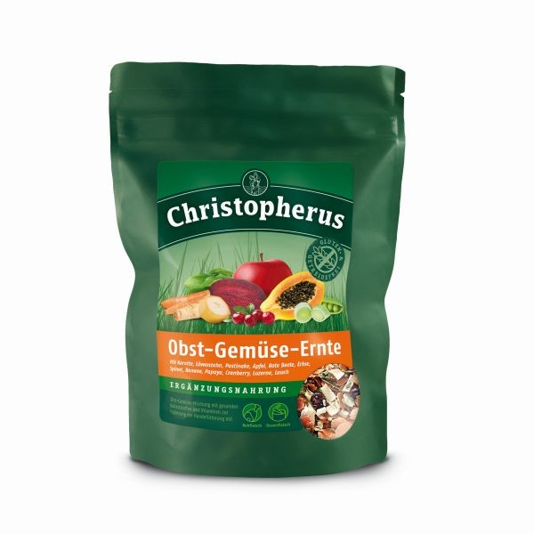 Christopherus Obst-Gemüse-Ernte