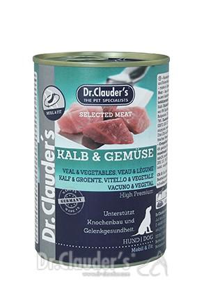Dr. Clauders Selected Meat Kalb & Gemüse