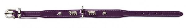 Halsband Modern Art Violet Alpine Mini