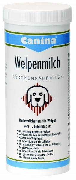 Canina Pharma Welpenmilch 450g