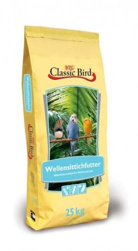 Classic Bird Wellensittich mit Hafer 25kg