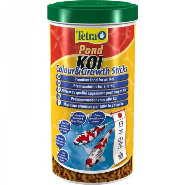 Tetra Pond Koi Colour&Growth Sticks