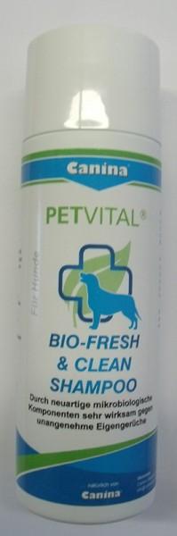 Canina Pharma Bio Fresh&Clean Shampoo 200ml