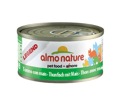 Almo Nature Cat HFC Natural Thunfisch & Mais 70g