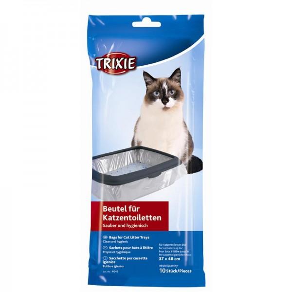 Trixie Katzentoilettenbeutel 10Stk.