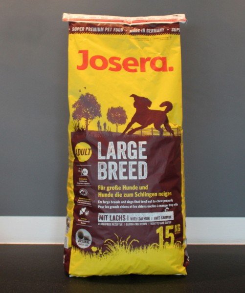 Josera Large Breed Exklusiv Line 15kg