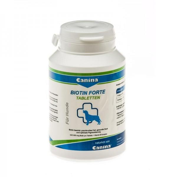 Canina Pharma Biotin Forte Tabletten 100g