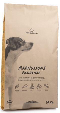 Magnusson Meat & Biscuit - EKOLOGISKA /ORGANIC 10kg