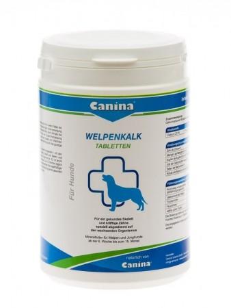 Canina Pharma Welpenkalk Tab.