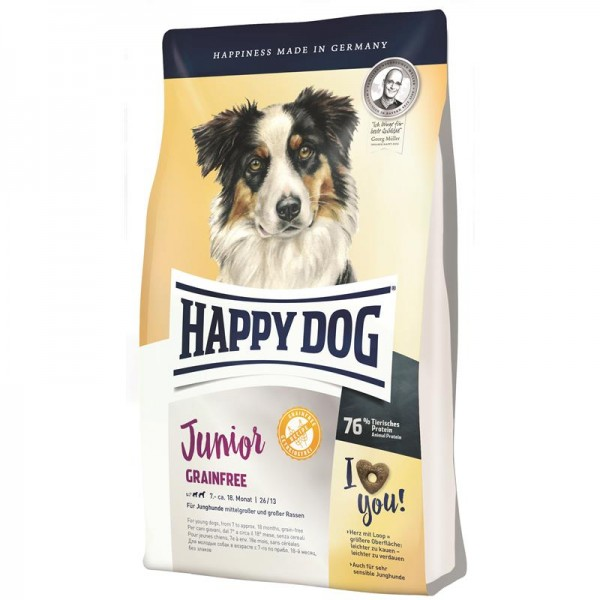 Happy Dog Supreme Young Junior Grainfree