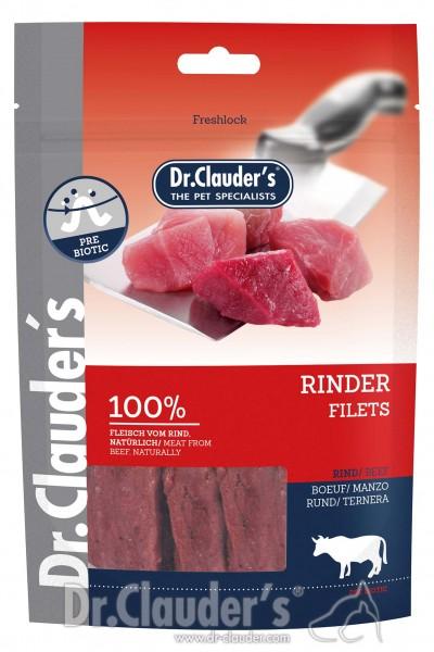 Dr. Clauders Snack Strips Rinderfilet 80g