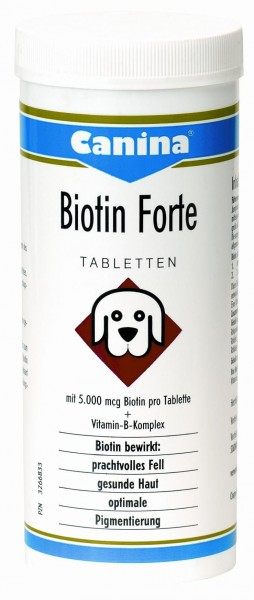 Canina Pharma Biotin Forte Tab.