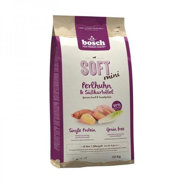 Bosch HPC Soft Mini Perlhuhn & Kartoffel
