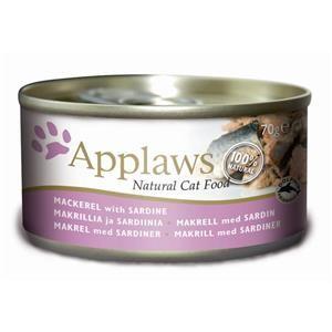 Applaws Cat Dose Makrele & Sardinen