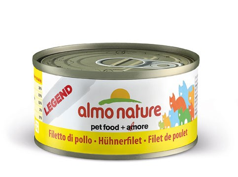 Almo Nature Cat HFC Natural Hühnerfilet 70g