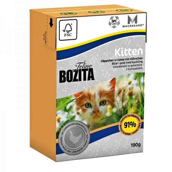 Bozita Feline Kitten 190g