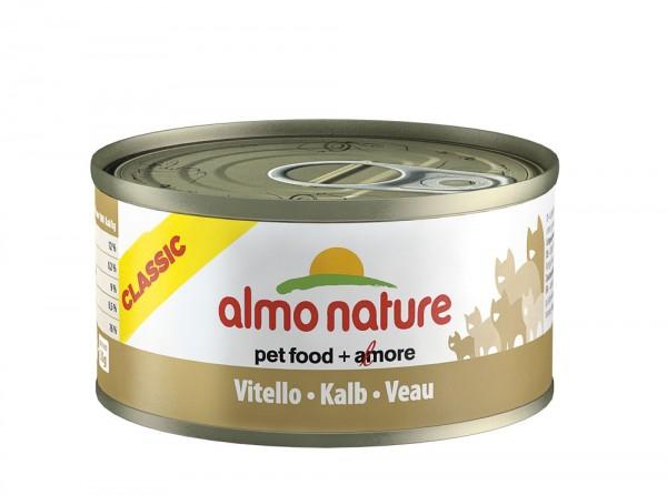 Almo Nature Cat HFC Natural Kalb 70g