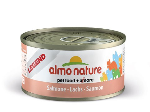 Almo Nature Cat HFC Jelly Lachs 70g