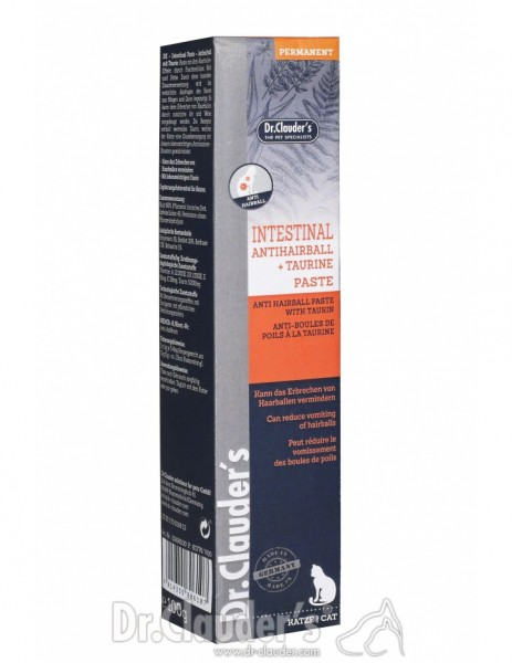 Dr. Clauders Intestinal Paste Anti-Haarball mit Taurin 100ml