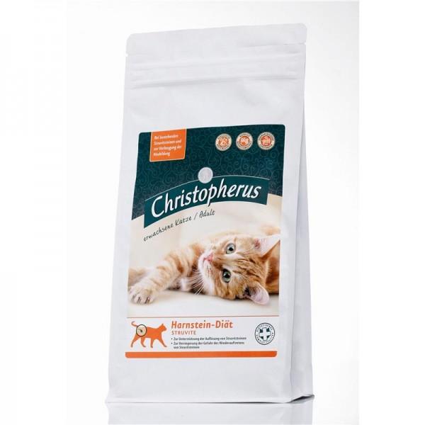 Christopherus Harnstein Diät Katze 1kg
