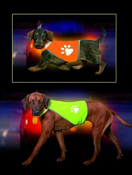 Abverkauf - Karlie Sicherheitsweste Safety Dog