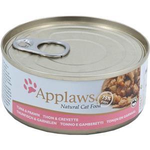 Applaws Cat Dose Thunfischfilet & Garnele