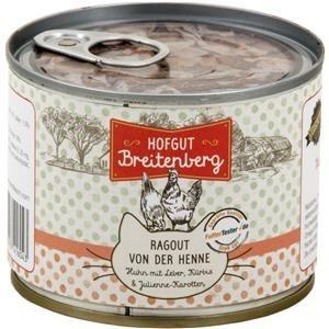 Hofgut Breitenberg Cat Ragout von der Henne 180g