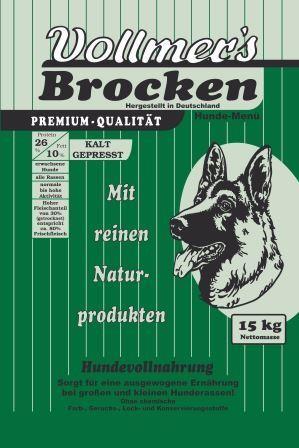 Vollmers Brocken -kalt gepresst